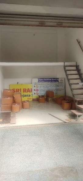 Shop for rent. Ground floor
