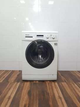 Panasonic 7kg front load washing machine with free shipping & warranty