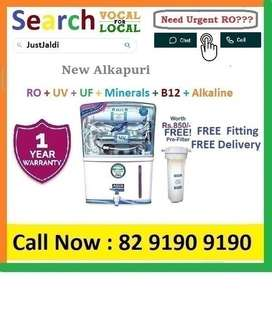 NALK7 RO Water Purifier Water Filter AC TV Cooler DTH 1BHK Aata Chakki