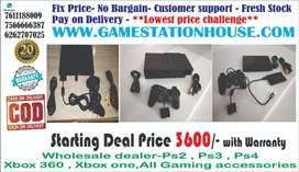 Wholesale Ps2,Ps3,Ps4,Xbox1x/s/360Switch,Vr All Gaming Items Best Deal