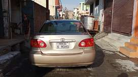 Toyota Corolla 2005 Petrol 185000 Km Driven Urgent sell