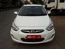 Hyundai Fluidic Verna 1.6 VTVT S (O) Automatic, 2013, Petrol