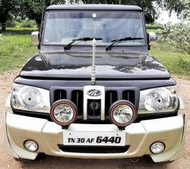 Mahindra Bolero SLX BS IV, 2010, Diesel