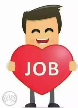 Urgent hiring female and male job vacancy fresher candidate apply