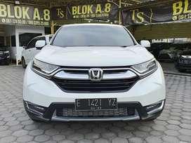 Honda New CRV 1.5 Turbo Prestige  2018 NIK 2017