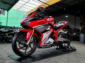 Honda CBR 250RR 2017 One Heart Odo 10rb Istimewa William Mustika