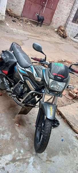 Super spelndar modal 2017 km 23000 bike me koi Kam nahi