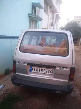 Maruti Omni in very good condition