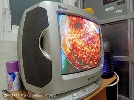 "TV SHARP 14"" + Mifi Andromax M3Z"