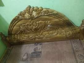 Saguani bed super quality