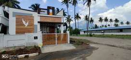 Dtcp approved gated community individual villas residential plots