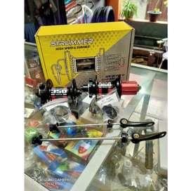 hub freehub strummer MT - 350 32h disc brake QR hfh strummer 32 hole