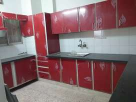 Flat available for sale at shaheed millat road