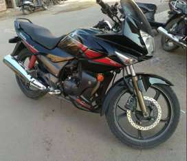 Hero Honda Karizma R (Black)