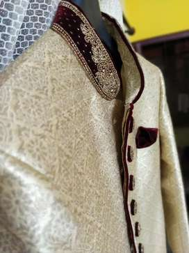 Brand new Sherwani nice design..