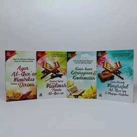 Buku Paket Muslimah Pecinta Al-Qur'an