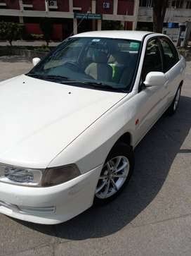Lancer 2007 D 124000 Km ALL ORIGINAL WITH  AGENCY SERVICE RECORD