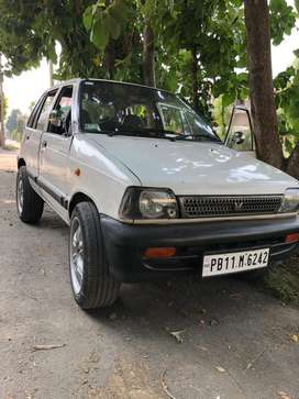 fully modified maruti800