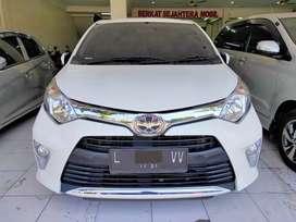Toyota Calya G matic 2016 bisa kredit siap pakai kondisi istimewa
