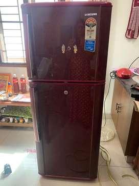 Double door samsung fridge