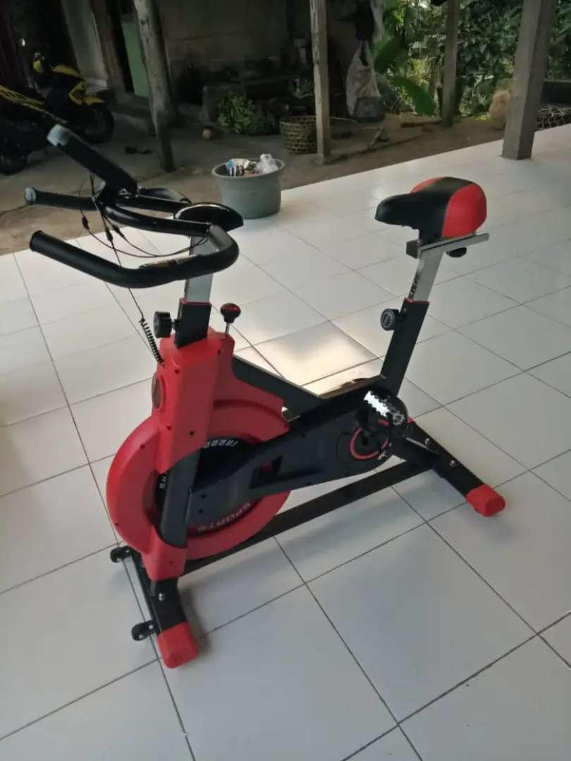 Promo Sepeda spinning bike
