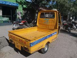 New Asia 200 cc loader
