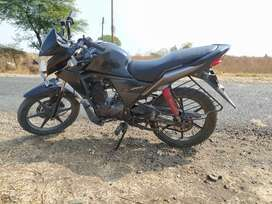 Honda CB Twister with best condition.