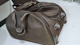"""Brand new 23"""" bag with 2 wheels"""