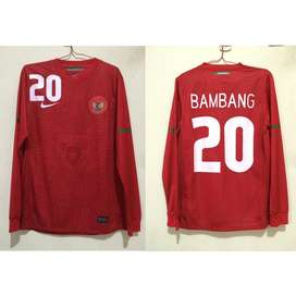 Jersey Bola Indonesia Home LS AFF 2010