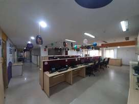 Furnished Office Space Available For Sale At  Race course