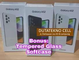 Samsung A52 8/128 8/256 Garansi Resmi (Bonus TG dan Softcase)