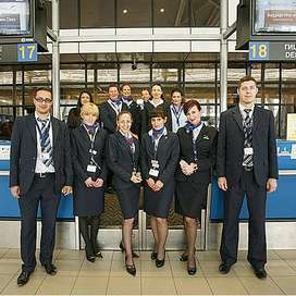 Hiring for ground staff job in Goa  Airport