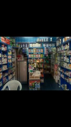 Medical store for sale