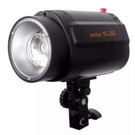 Lampu Studio Godox Mini Pioneer 200