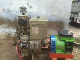 15kva eicher generator