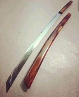 Pedang Katana Shirasaya