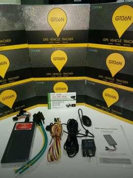GPS TRACKER gt06n, lacak kendaraan dg akurat+gratis server