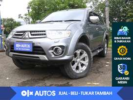 [OLXAutos] Mitsubishi Pajero Sport 2.5 Dakar Diesel A/T 2014 Abu