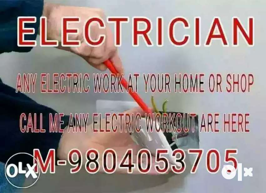 200 Minimum Charges Electrician, Electric