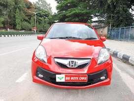 Honda Brio VX (O), Automatic, 2013, Petrol