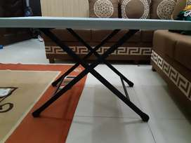 Foldable Strong plastic steel table