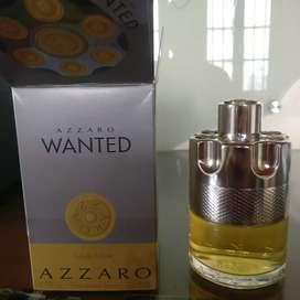 Azzaro Wanted perfume (100ml)