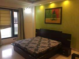 3bhk a newly built-up area available for rent near Saket metro station