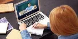 Hiring Freshers for Online Tutor