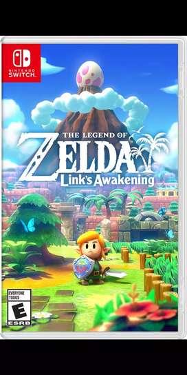 Legend of Zelda Links Awakening for Switch