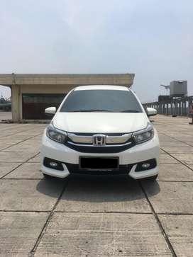 Honda Mobilio E CVT 2018