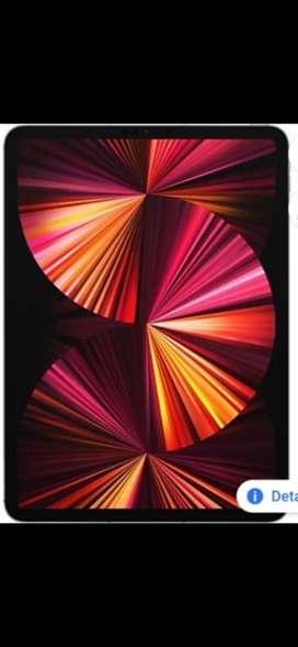 Apple iPad pro 2021 3rd Gen M1 chip