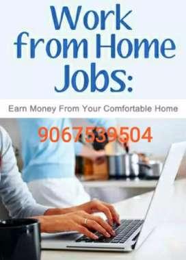 Join home based job and change your life
