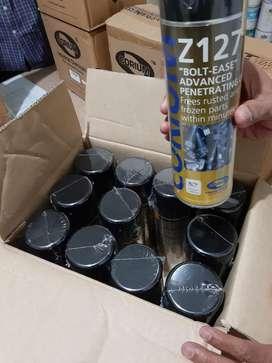 Jual corium z127 premium penetrating oil, cairan penghancur karat