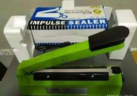 Impulse Sealer Alat Press Plastik 20 Cm Alat Perekat Plastik COD BDG
